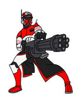 Commander thorn 2003 clone wars style by john98317