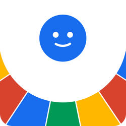 Color Puzzler game app icon by rootout