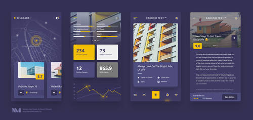 Rad-screens by rootout