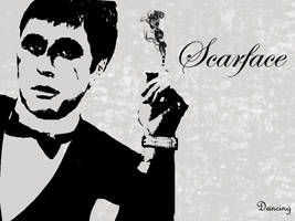 Scarface by dancingonthemoon