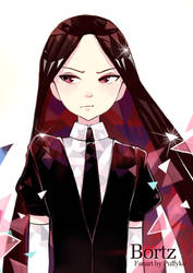Bortz - Houseki no Kuni by Puffyko