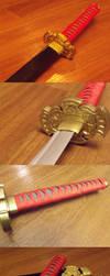 Ninja Gaiden- Dragon Sword by chipface-zero