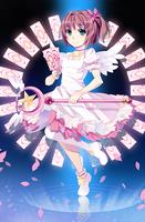 Kinomoto Sakura by R0cket-Cat