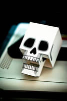 sKull Papercraft by Xect