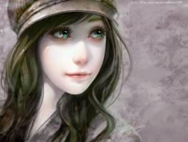 girl3 by Yu-Han