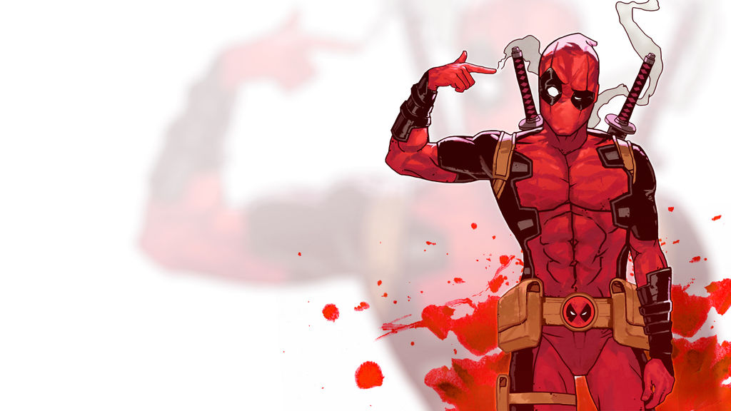 Deadpool Wallpaper By Flopper By Flopperdesigns On Deviantart