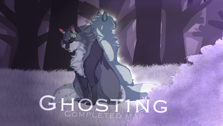 Ghosting Thumbnail entry! by That1RandomFurry