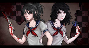 Yandere Simulator Contest by Lillas40