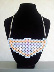 Festival / aztec necklace by petrova