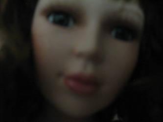Thoughtful doll by petrova