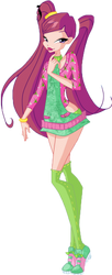 Roxy Doll PNG Winx by MFSyRCM