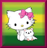 Display Hello Kitty Charmmy Green by MFSyRCM