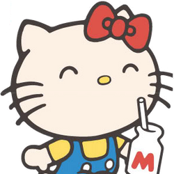 Hello Kitty PNG Drink by MFSyRCM