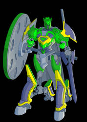 Knight o MDVo2 by chiryogatito
