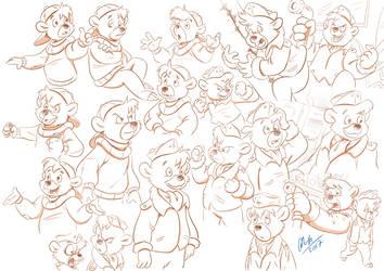 Draw on Practice 2 by McKimson