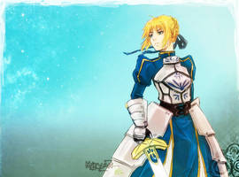 Saber by Krizy