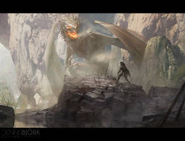 vs dragon by fruktsallad