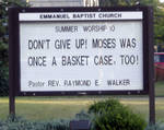 The Humour In Religion by Metalhead666