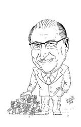 GERALDO ALCKMIN (PSDB): 45 by hermes-augusto