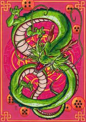 Dragonball by Jonou