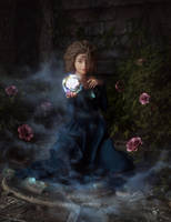 Rose Garden by LadyofTales