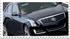 Cadillac ATS Stamp by DaftRyosuke