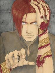The Dragon Reborn by HidekoDahlia
