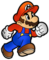 Super Mario To The Rescue! by Fawfulthegreat64