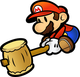 Paper Mario Spirit Remastered by Fawfulthegreat64