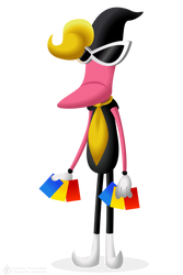 Dieter (Bowser Jr.'s Journey) by Fawfulthegreat64