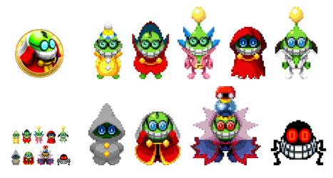 3DS Fawfuls by Fawfulthegreat64