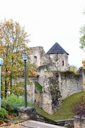 Castle by Tiazhun