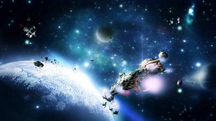 Spacewar by agieltriono