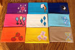 My Little Pony  Wallets- introducing Derpy!! by LishaChan