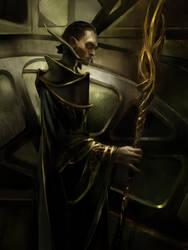 Loki by medders