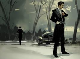 Gentlemen's Duel by medders