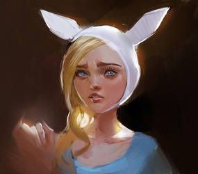 Bunny by medders