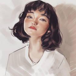 Portrait by medders