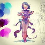 Color tutorial basics by medders
