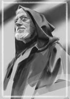 Master Kenobi by medders