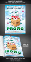 Promo Flyer / Magazine AD by graphicstock