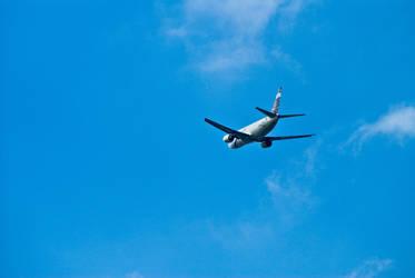 Aeroplane by nainasamima