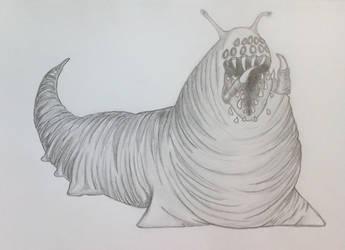 The Glus sketched by DewlShock