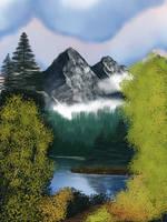 Mystic Mountain by DewlShock