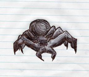 Creepy Crawlies by Alanian