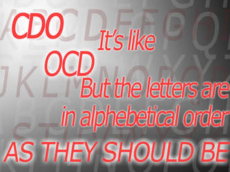 CDO by Alanian