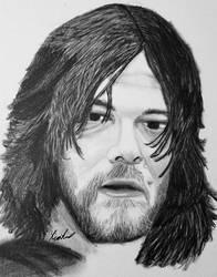 Daryl Dixon by IamDogged