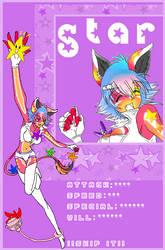 Pixel ID- Star by Official-LazyBlazey