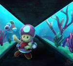 Bottom Of The Deep Blue Sea by HG-The-Hamster