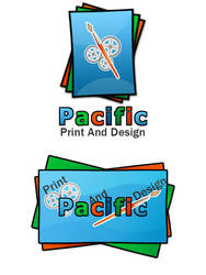logo for print and design by kono